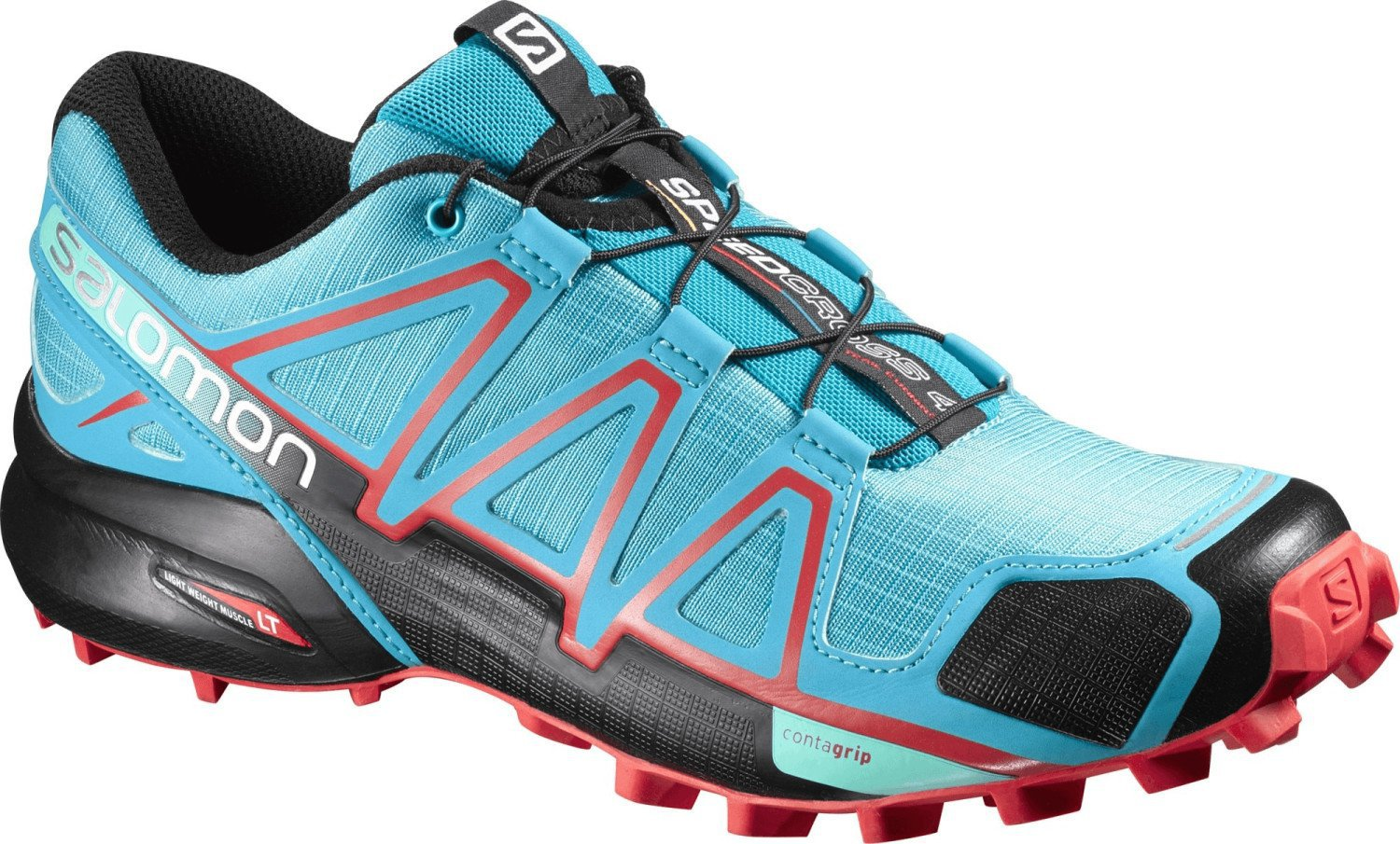 Salomon Speedcross 4 Women blue jayblackinfrared