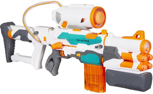 Hasbro Nerf N-Strike Elite Modulus Tri-Strike Blaster (B5577)