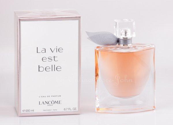 Lancôme La Vie est Belle Eau de Parfum (200 ml) günstig kaufen
