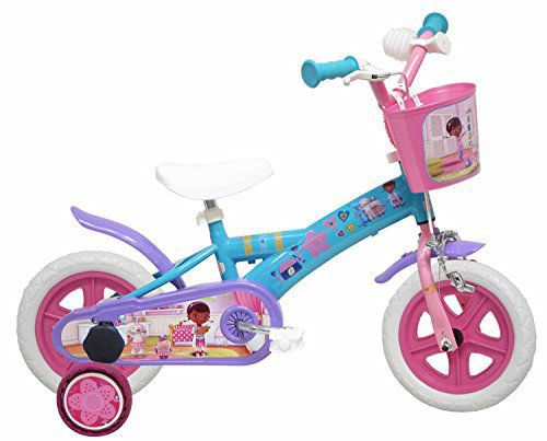 Denver SRL Bike Doc Mcstuffins 10''