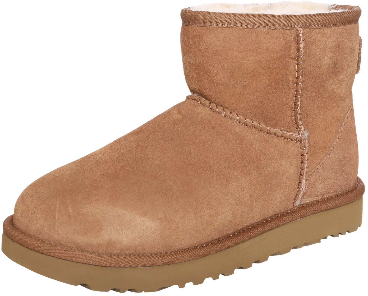 UGG BOOTS CLASSIC Mini, Damen, chestnut, Größe 40 EUR 34