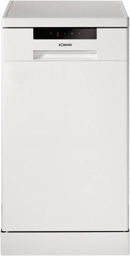 BOMANN Stand-Geschirrspüler GSP 849 weiß 45cm A++A 48dBA Geschirrspülmaschine