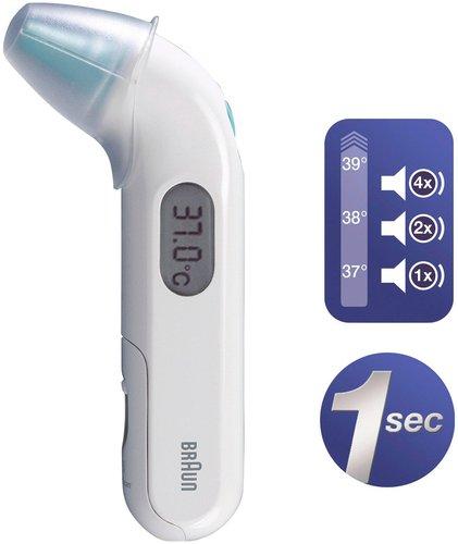 Braun IRT 3030 ThermoScan 3
