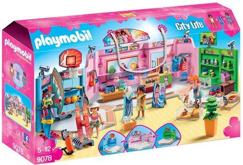 Playmobil City Life - Einkaufspassage (9078)