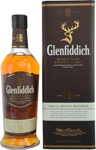 Glenfiddich 18 Jahre 40%