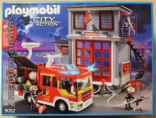 Playmobil City Action Feuerwehr Mega Set (9052)