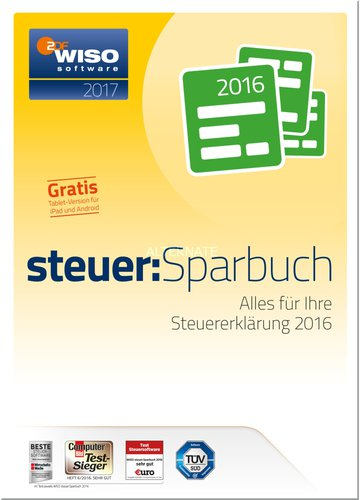 Buhl Data WISO steuer:Sparbuch 2017