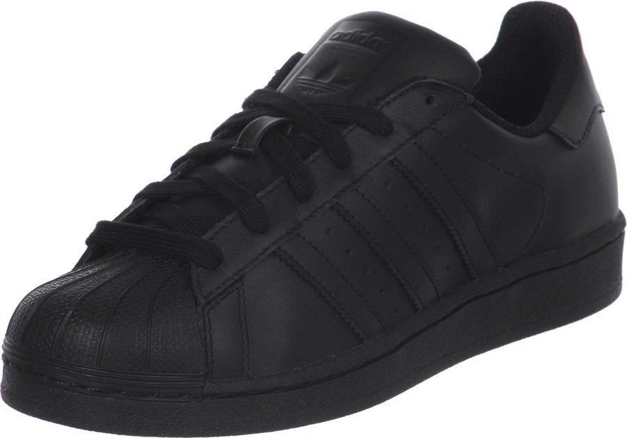 Adidas Superstar Foundation Jr (B25724) core black