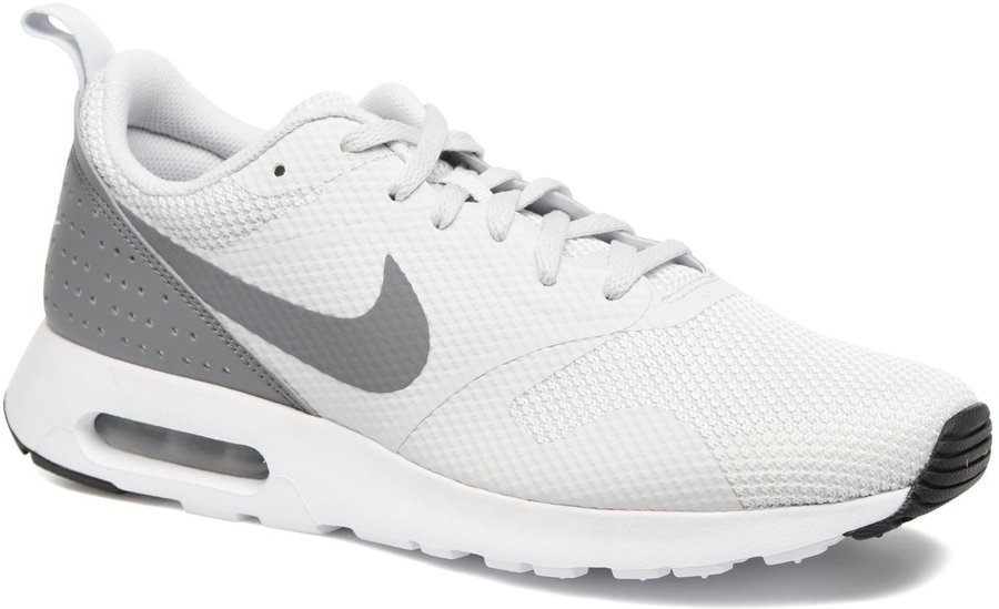 nike air max tavas black white cool grey