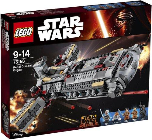 LEGO Star Wars Rebel Combat Frigate (75158)