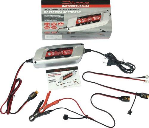 DINO CARS Kraftpaket 12V 5A 8-Schritt 136300