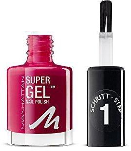 Manhattan Showers Super Gel Nail Polish - 375 Berry Love (12ml)