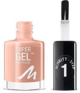 Manhattan Showers Super Gel Nail Polish - 155 Mauvelicious (12ml)