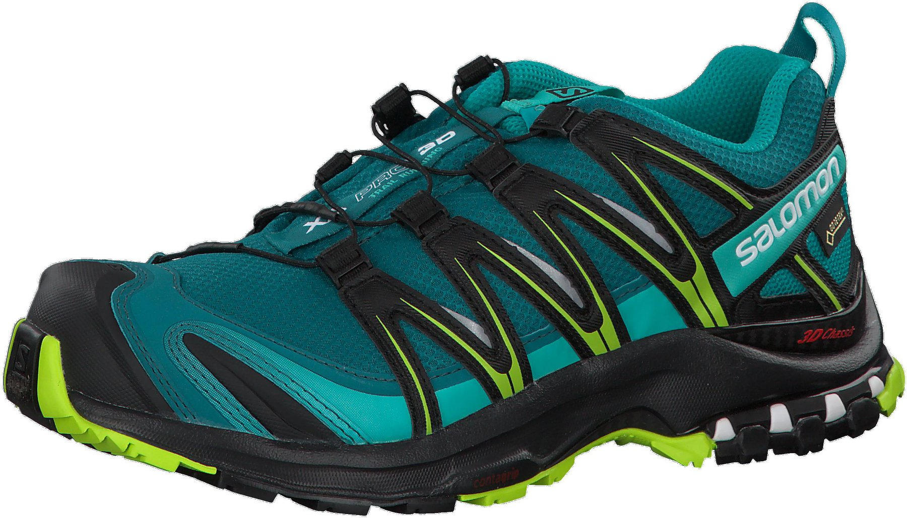 salomon xa pro 3d gtx damen blau black