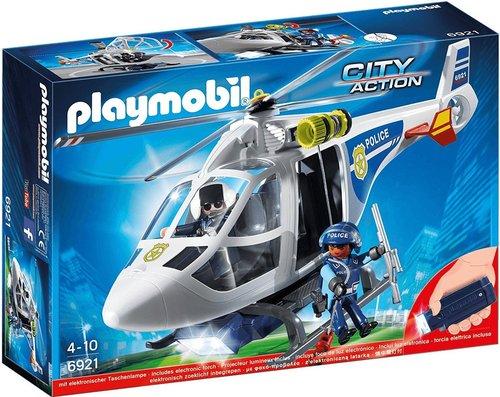 Playmobil City Action - Polizeihubschrauber (6921)