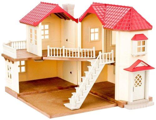 Sylvanian Families Stadthaus mit Licht  (2752)