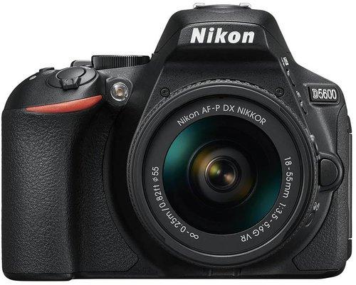 Nikon D5600 Kit 18-55 mm VR