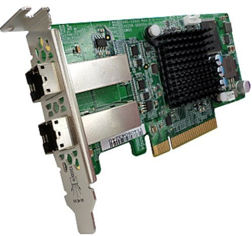 QNAP PCIe SAS III (SAS-12G2E-U)