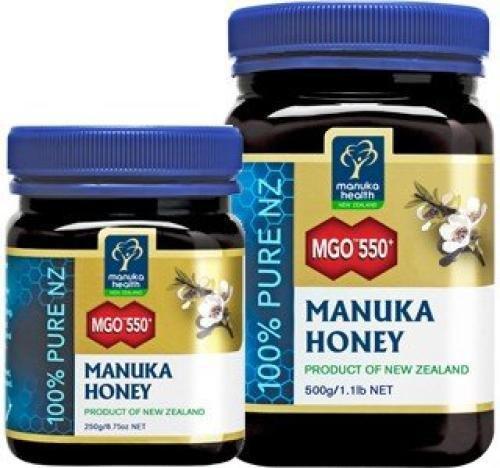 Manuka Health MGO 550+ (500 g)