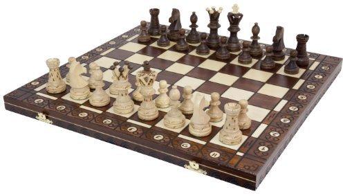 Albatros Schachspiel EL GRANDE 52cm x 52cm