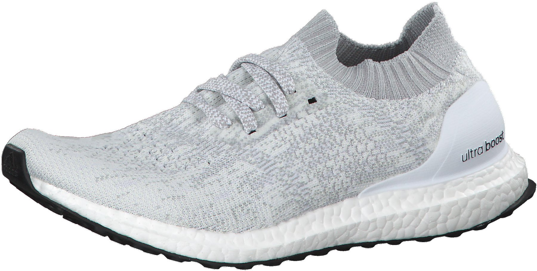 Adidas Performance Mens Adidas Ultraboost Uncaged Gray Shoes