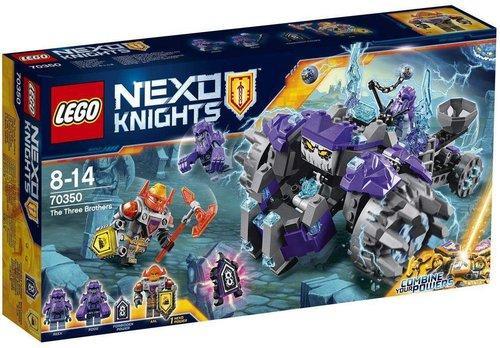 LEGO Nexo Knights Triple-Rocker (70350)