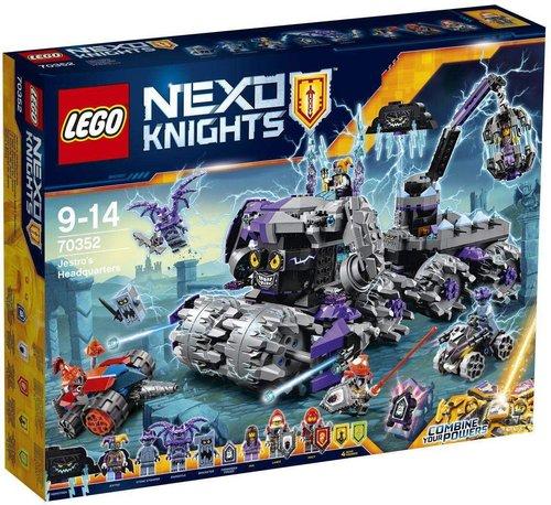 LEGO Nexo Knights Monströses Monster-Mobil (70352)