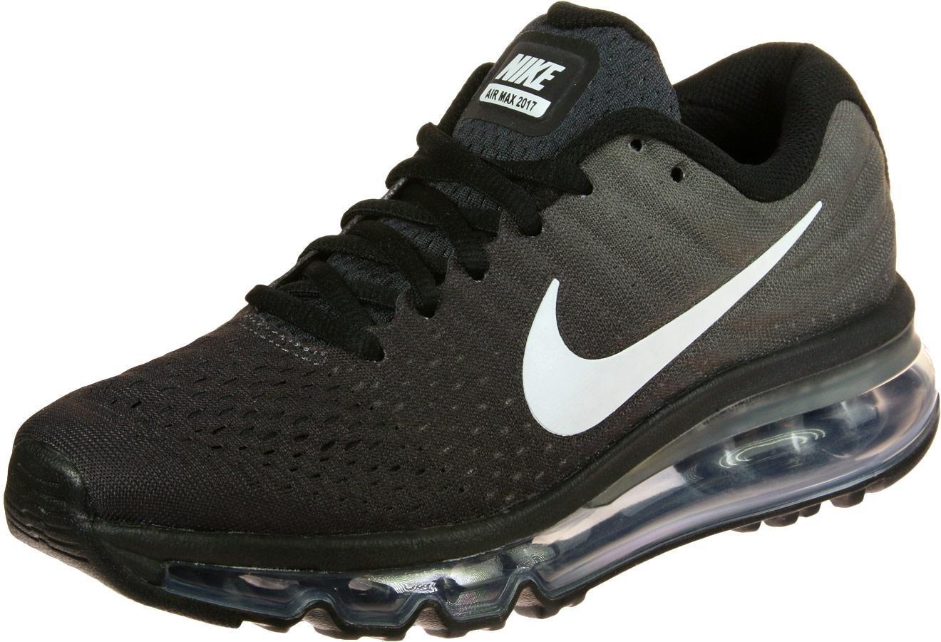 892508951eb4f Nike Air Max 2017 Sneaker (schwarz/silber/weiß) im Preisvergleich