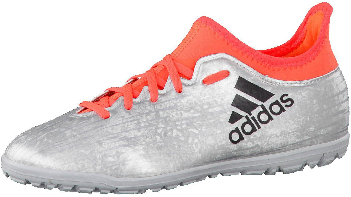 3 Silver Blacksolar Adidas Tf Metalliccore Jr X 16 Red WE2H9DI