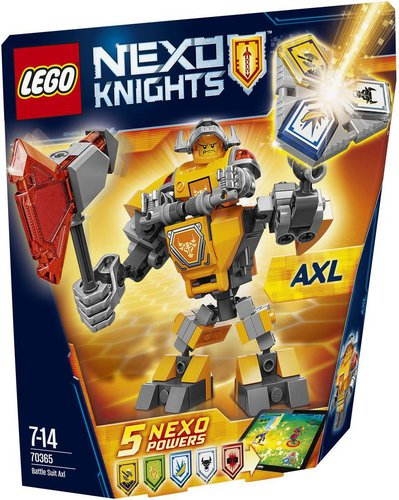 LEGO Nexo Knights Action Axl (70365)