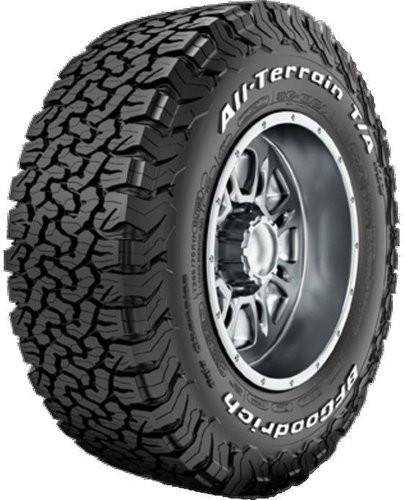 BF Goodrich All-Terrain TA KO2 265/60 R18 119/116S
