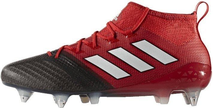 Adidas ACE 17.1 Primeknit SG redfootwear whitecore black