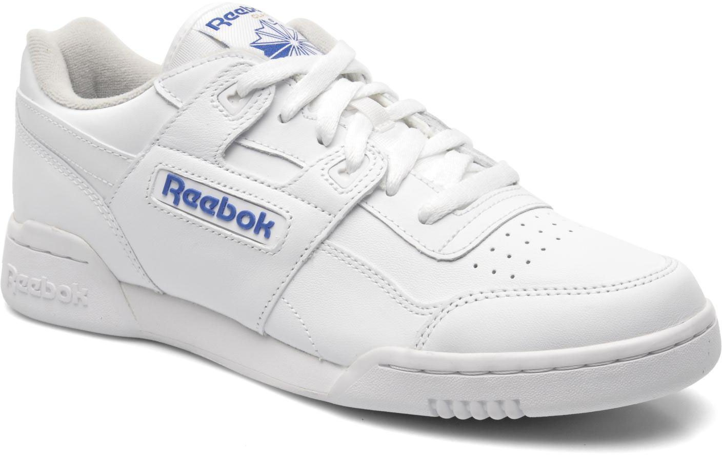 Reebok workout Plus whiteRoyal