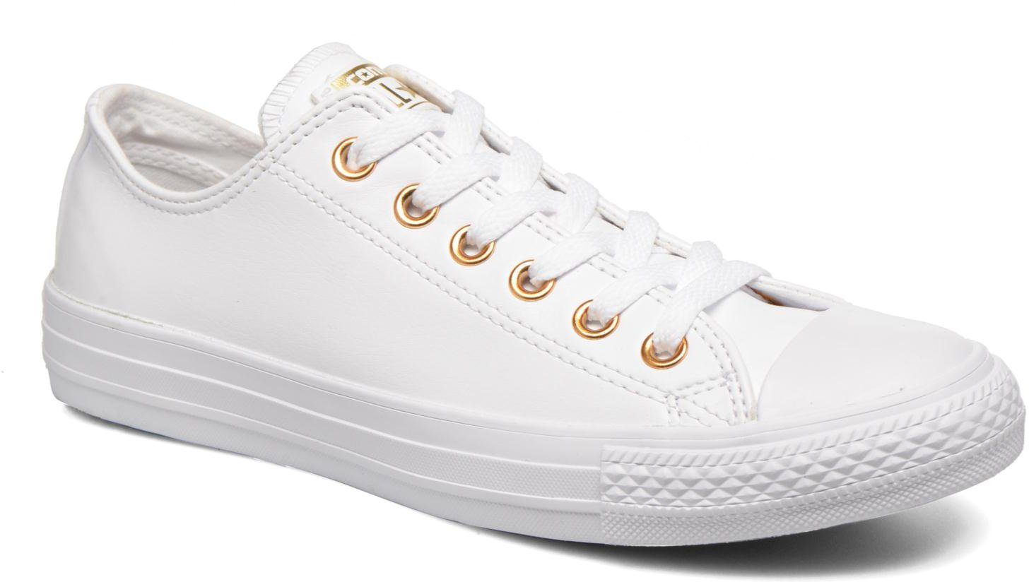 Converse Chuck Taylor All Star Craft Ox whitegold