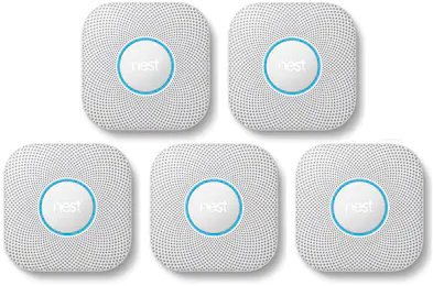 Nest Smarthome Protect 2nd Generation (S3006BWDE)