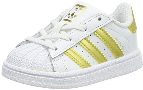 Adidas Adidas Junior Superstar Whitegoldmetallic Whitegoldmetallic Junior Junior Superstar Adidas Whitegoldmetallic Superstar WdoeCBrx