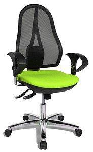 Bürostuhl Drehstuhl Schreibtischstuhl Topstar Open Point P apfelgrün grün B-Ware