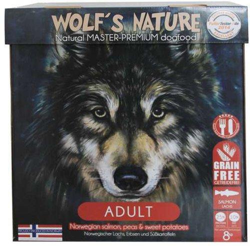 Wolf`s Nature Adult Lamm (8 kg)
