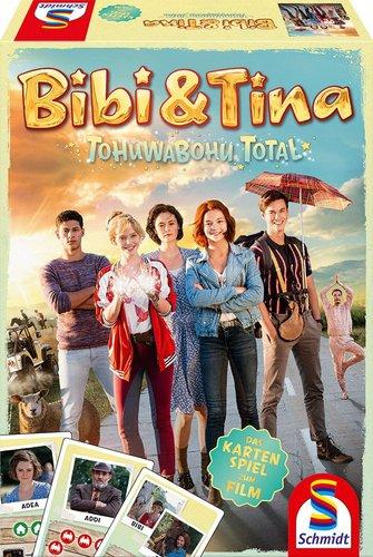 Schmidt Spiele Bibi & Tina - Tohuwabohu Total