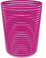 Zak Designs Party Wein- & Champagnerkühler Ø 15 cm fuchsia