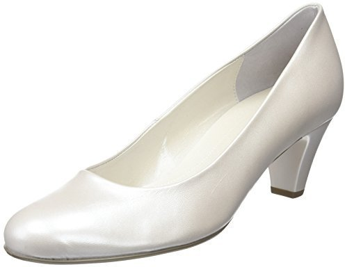 Gabor 05.200 off white pearlised leather