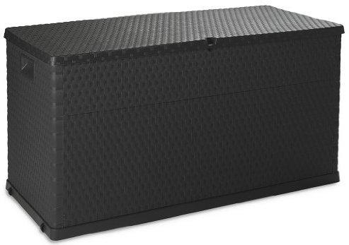 Toomax Multibox Rattan 420 Liter schwarz