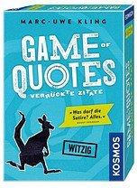 Kosmos Game of Quotes (69292)