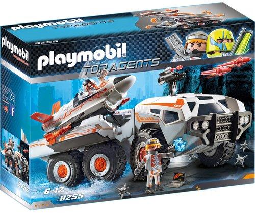 Playmobil Top Agents Spy Team Battle Truck (9255)