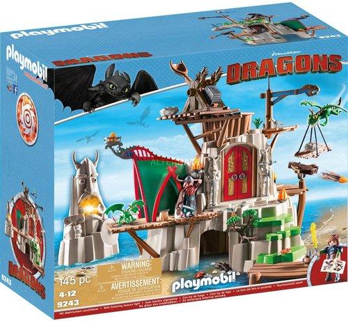 Playmobil Dragons Berk (9243)