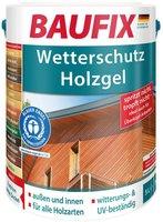 Baufix Wetterschutz Holzgel Weiss 5 L