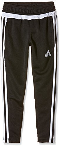 Adidas Tiro 15 Trainingshose Kinder schwarzweiß
