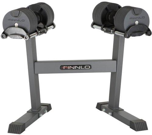 Finnlo Hammer Maximum Smart Lock Hantel-Set 2x32 kg inkl. Ständer