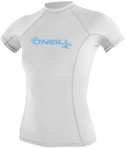 O'Neill Skins Short Sleeve Crew Women black