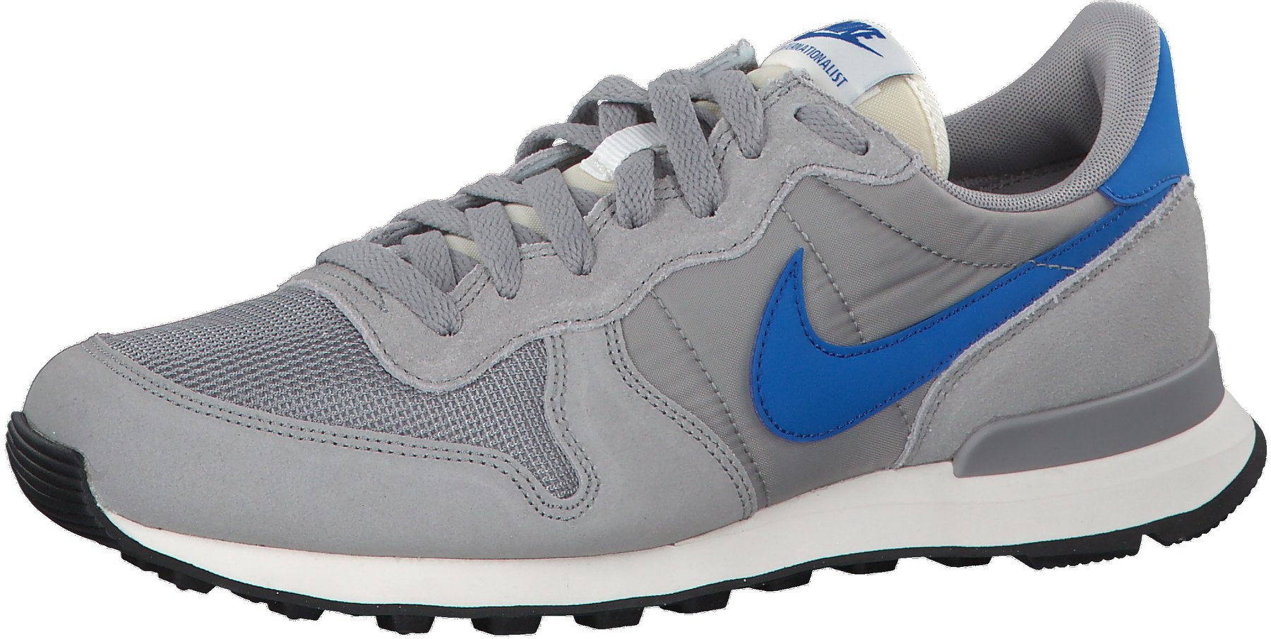 Nike Internationalist Sneaker (silber/blau/grau)